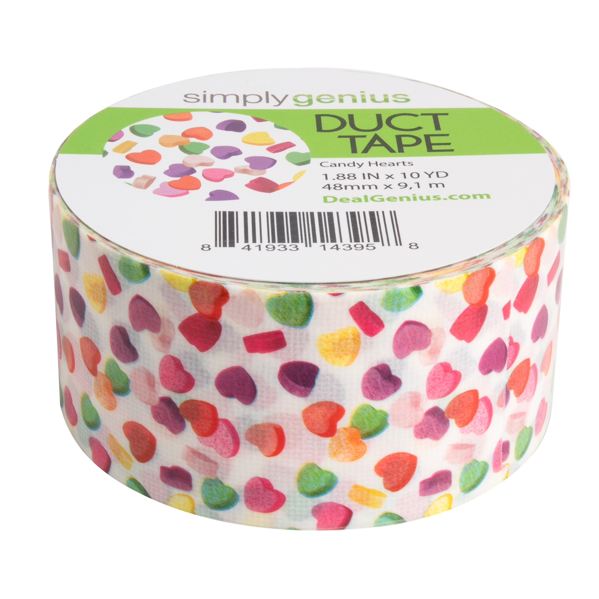 Simply-Genius-Duct-Tape-Roll-Colors-Patterns-Craft-Supplies-Colored-amp-Patterned thumbnail 27