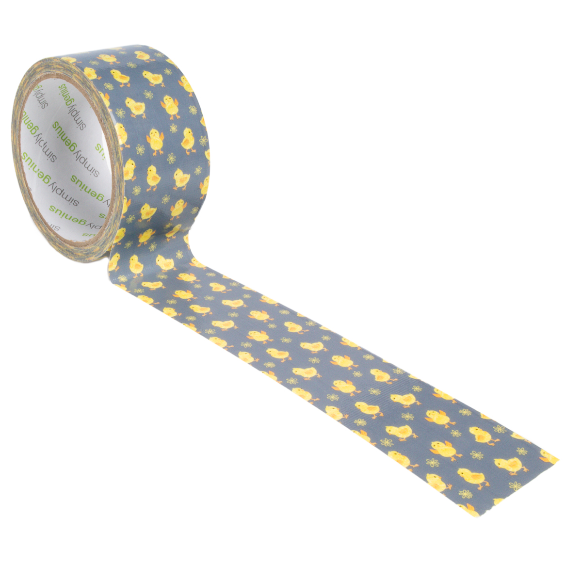 Simply-Genius-Duct-Tape-Roll-Colors-Patterns-Craft-Supplies-Colored-amp-Patterned thumbnail 36