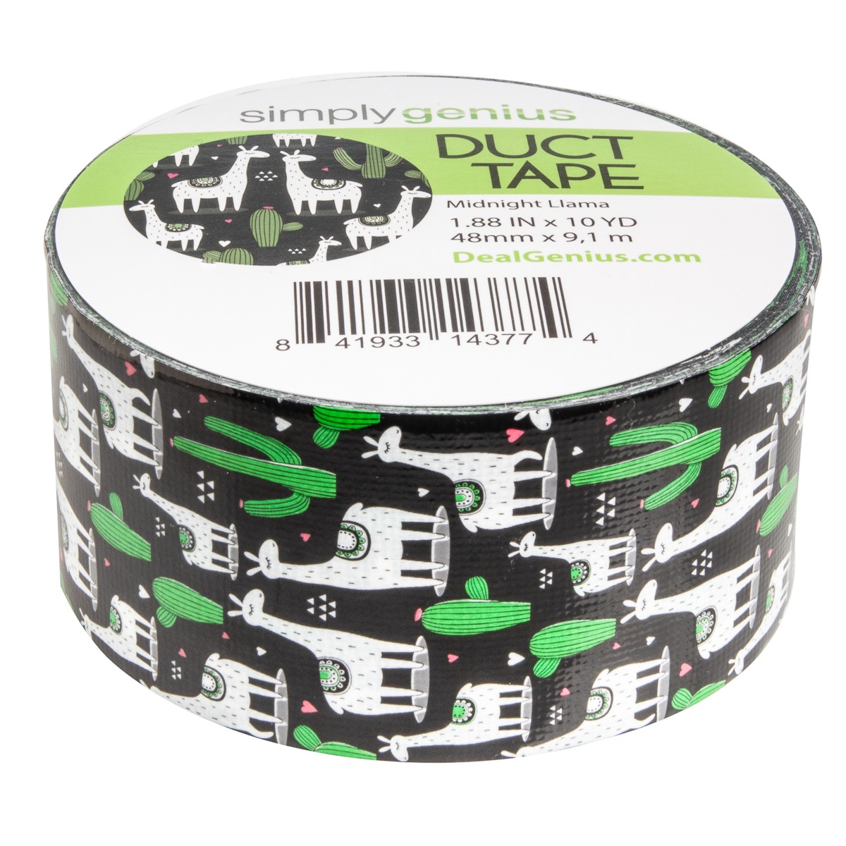 Simply-Genius-Duct-Tape-Roll-Colors-Patterns-Craft-Supplies-Colored-amp-Patterned thumbnail 84