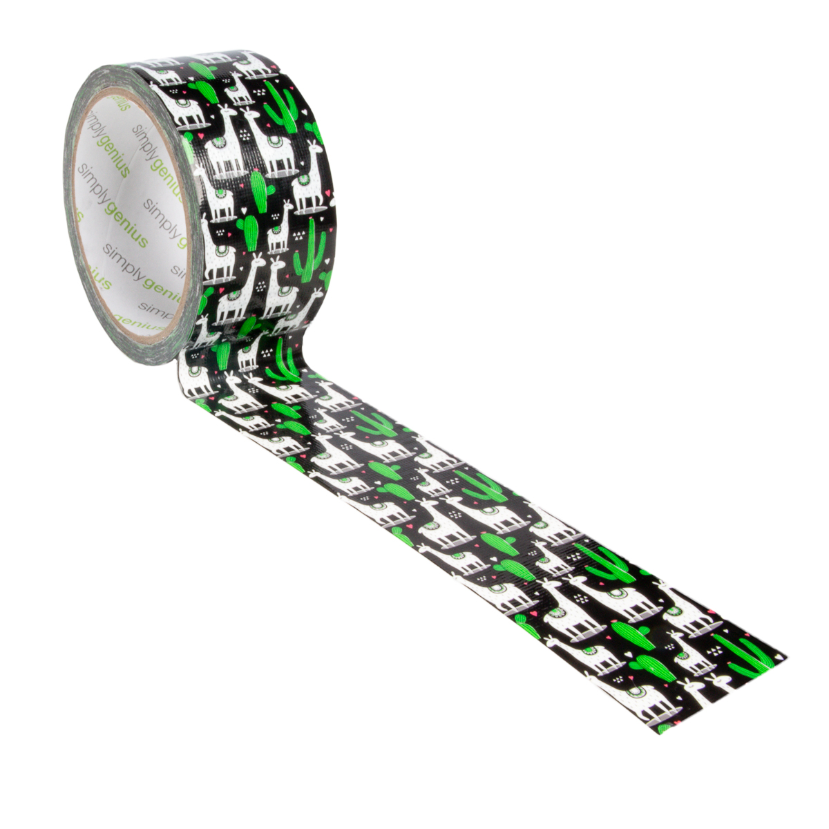 Simply-Genius-Duct-Tape-Roll-Colors-Patterns-Craft-Supplies-Colored-amp-Patterned thumbnail 85