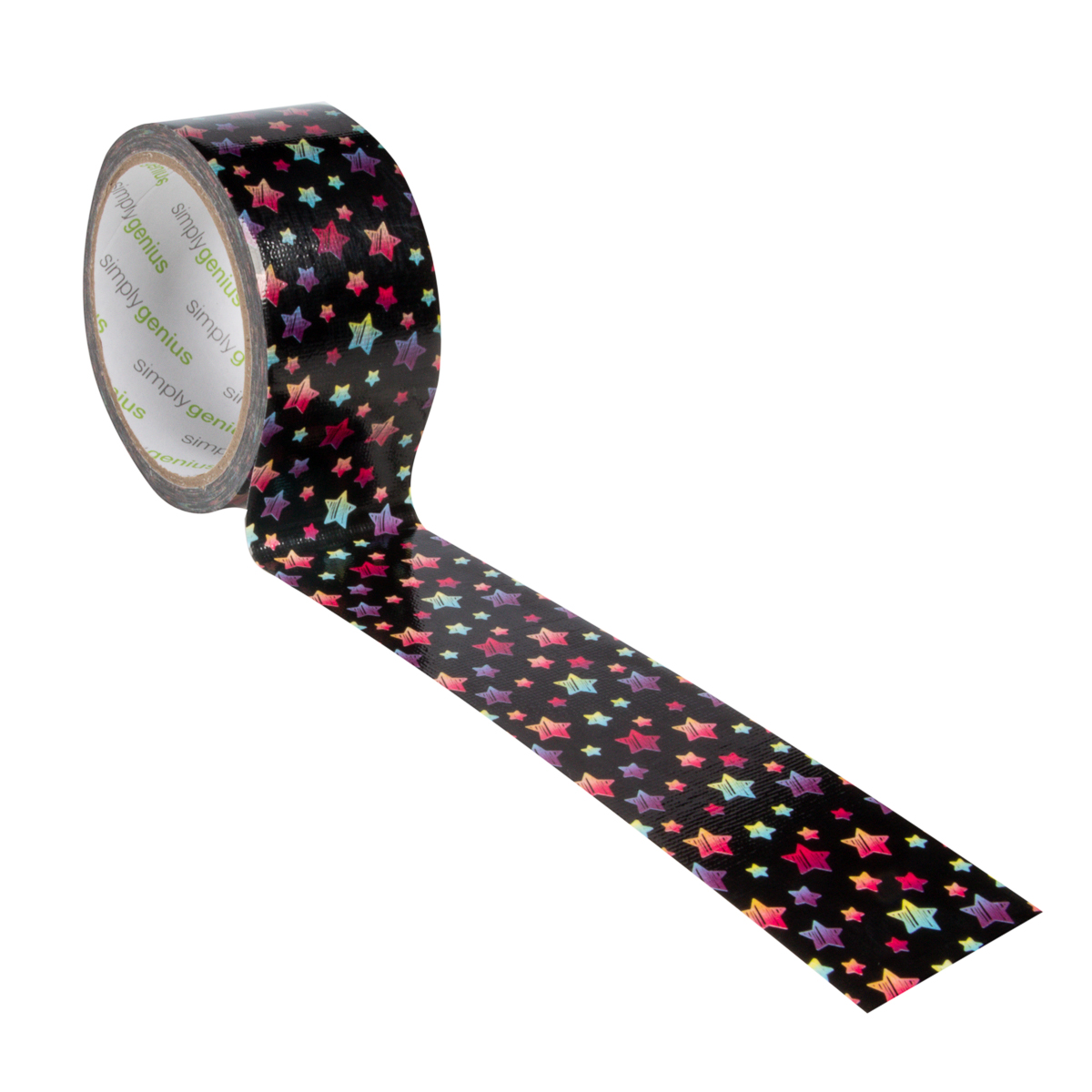 Simply-Genius-Duct-Tape-Roll-Colors-Patterns-Craft-Supplies-Colored-amp-Patterned thumbnail 93