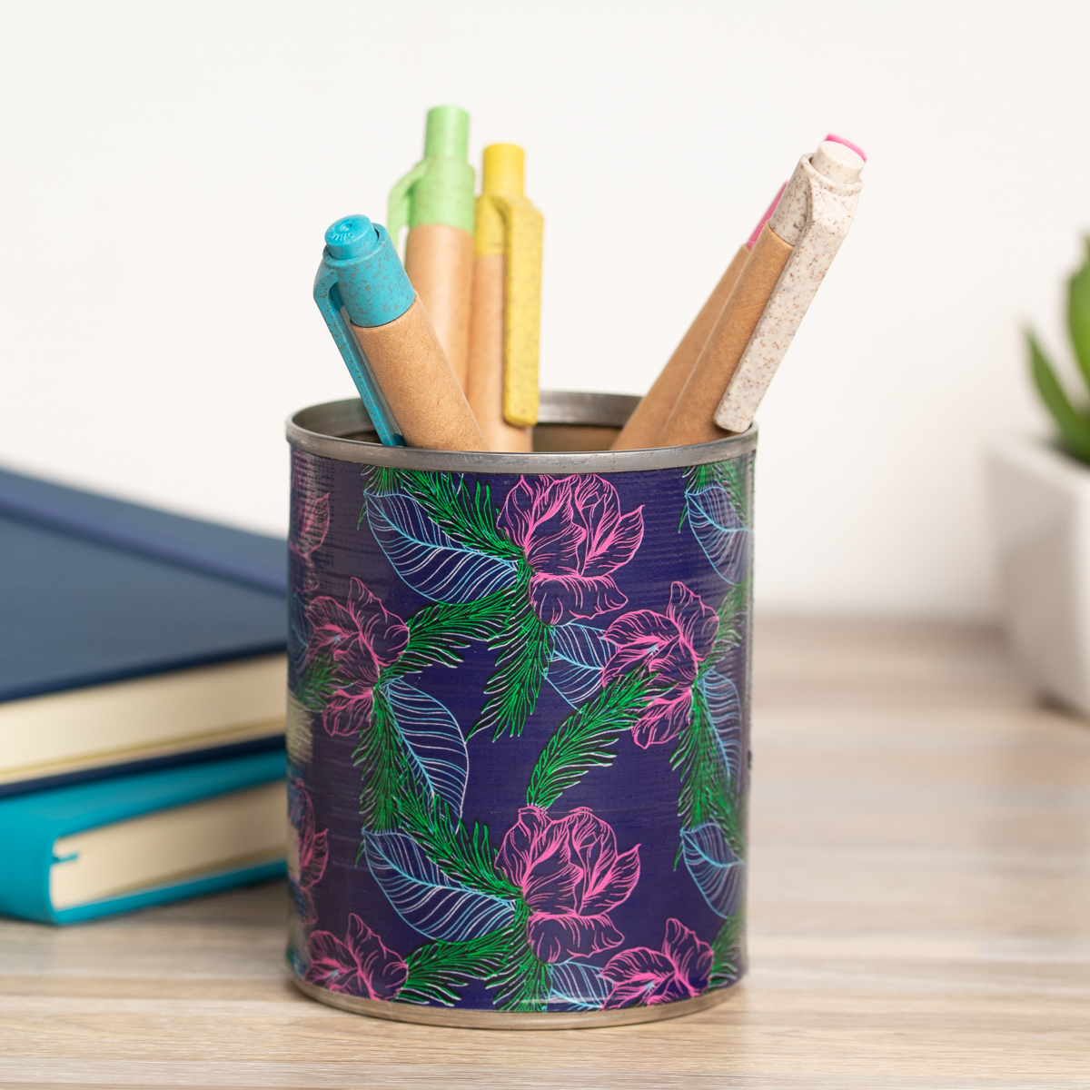 Simply-Genius-Duct-Tape-Roll-Colors-Patterns-Craft-Supplies-Colored-amp-Patterned thumbnail 100