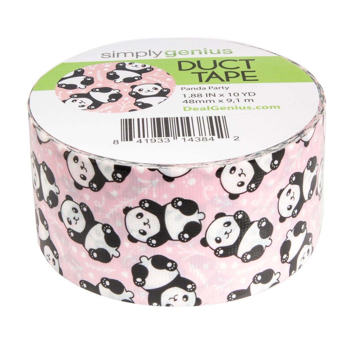 Simply-Genius-Duct-Tape-Roll-Colors-Patterns-Craft-Supplies-Colored-amp-Patterned thumbnail 116