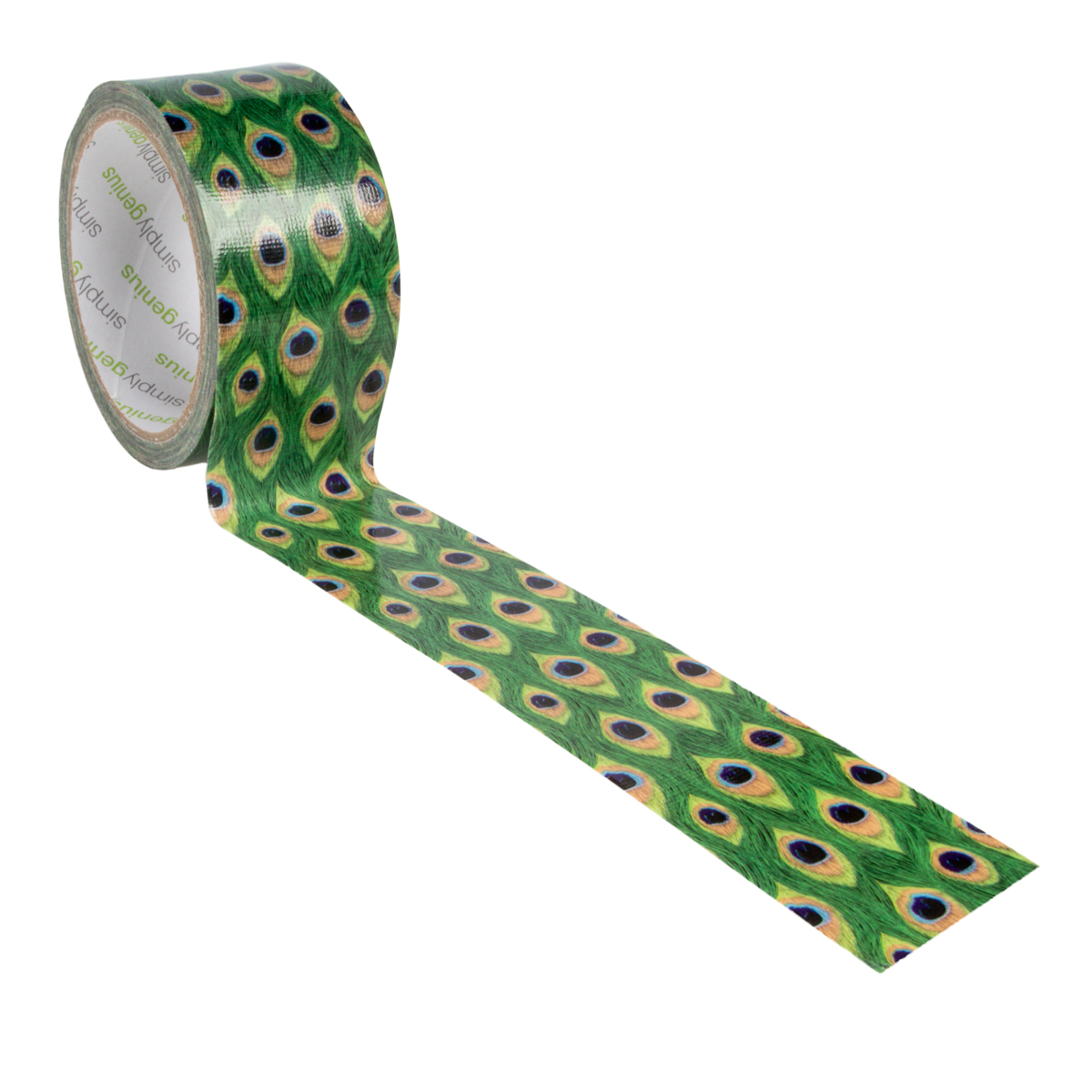 Simply-Genius-Duct-Tape-Roll-Colors-Patterns-Craft-Supplies-Colored-amp-Patterned thumbnail 126