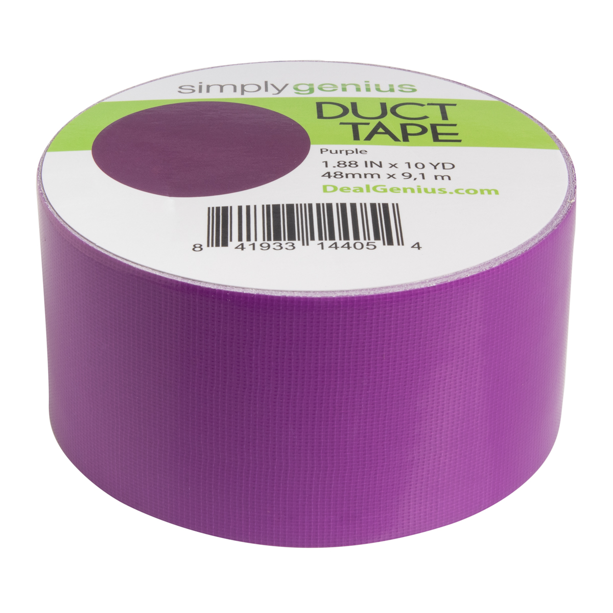 Simply-Genius-Duct-Tape-Roll-Colors-Patterns-Craft-Supplies-Colored-amp-Patterned thumbnail 185