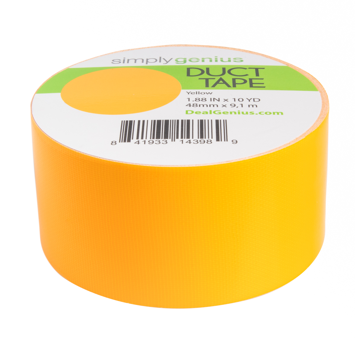 Simply-Genius-Duct-Tape-Roll-Colors-Patterns-Craft-Supplies-Colored-amp-Patterned thumbnail 200