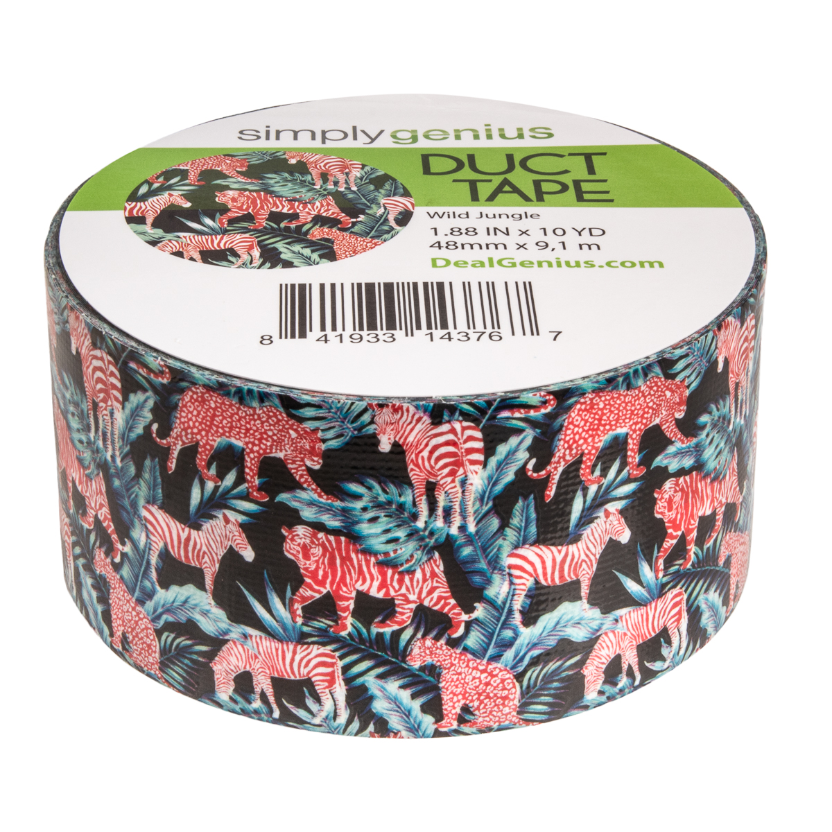 Simply-Genius-Duct-Tape-Roll-Colors-Patterns-Craft-Supplies-Colored-amp-Patterned thumbnail 218