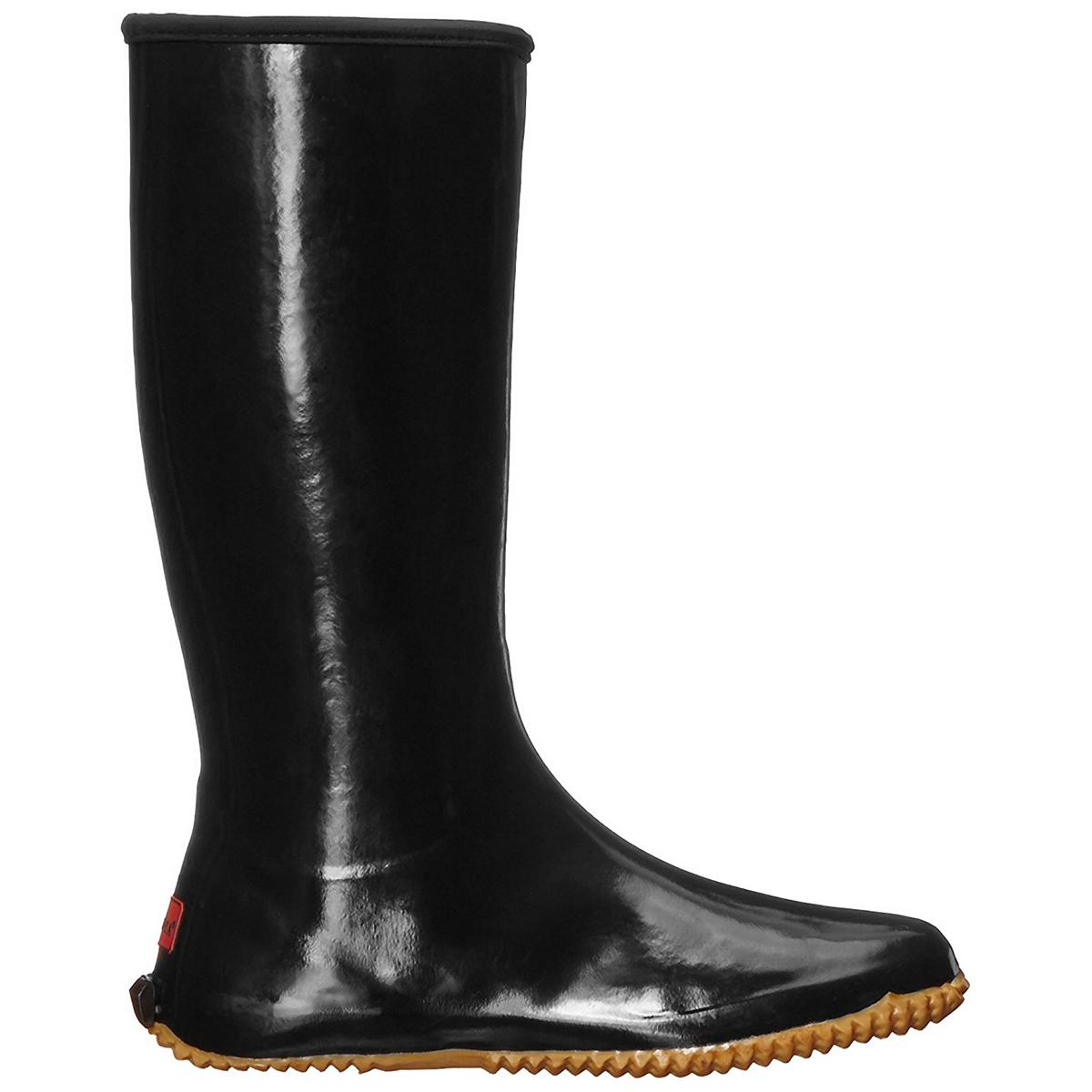 Chooka-Women-039-s-Rubber-Rain-Boots-Mid-Calf-With-Lightweight-Packable-Travel-Bag thumbnail 12
