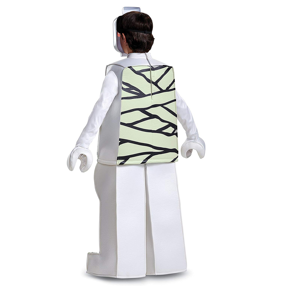 Large White 10-12 Disguise Costumes Lego Mummy Classic Costume
