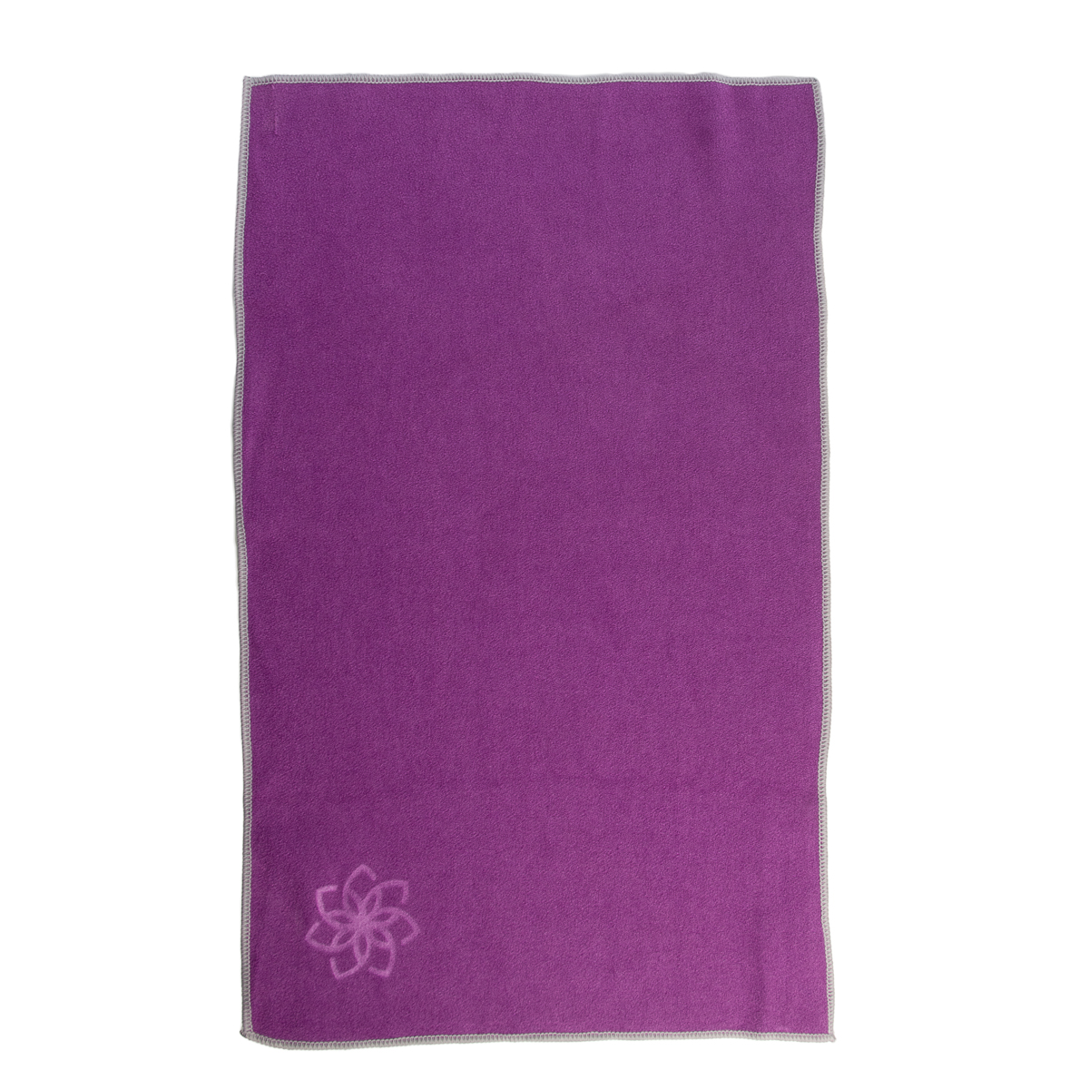 Super Soft Mettadali Yoga Hand Towel Purple 15 x 24 - Non Slip Resistant /& Sweat Activated Gripping Microfiber Absorbent /& Fast Drying Towel Absorbent /& Fast Drying