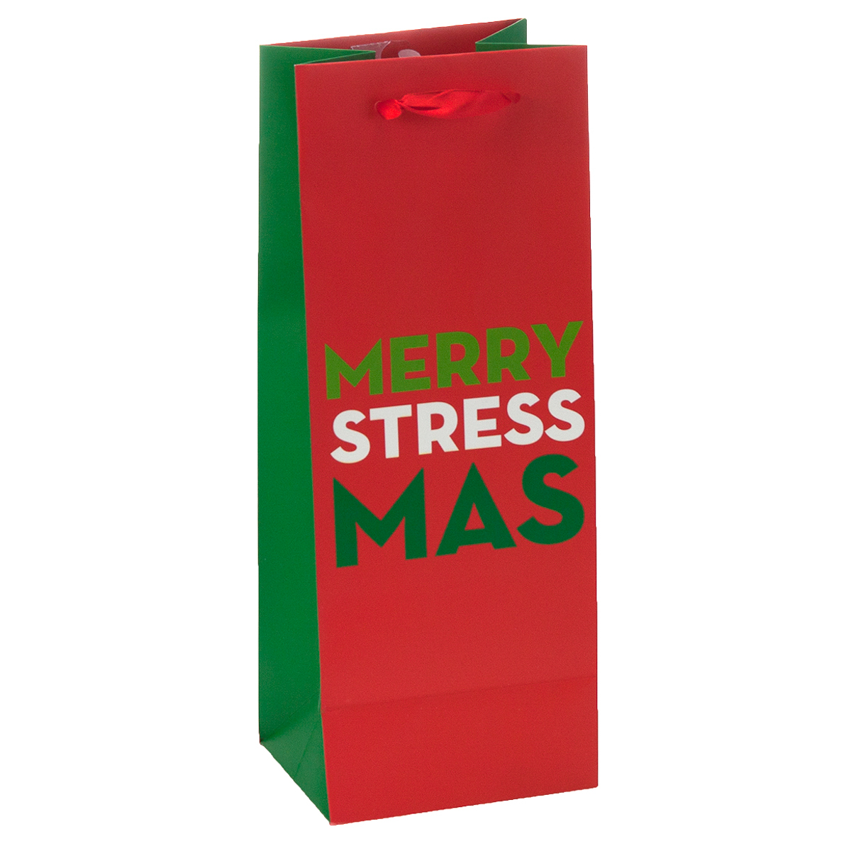 6 holiday wine gift bags merry christmas bulk with handles holiday