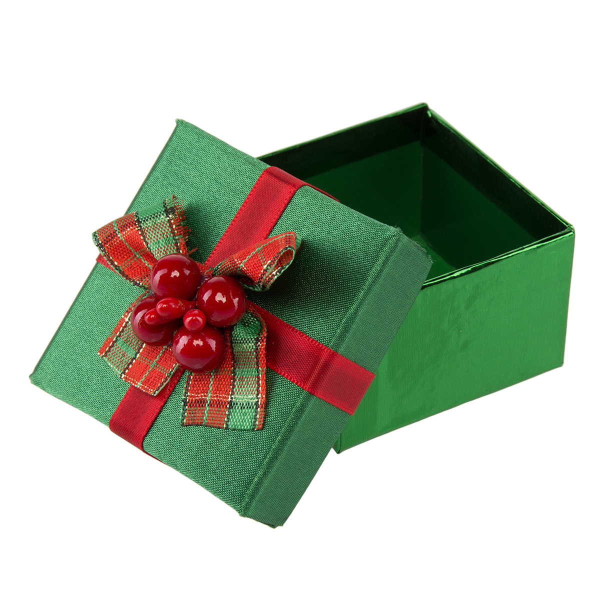 8pk small presents holiday mini gift boxes lids - Decorative Christmas Gift Boxes With Lids