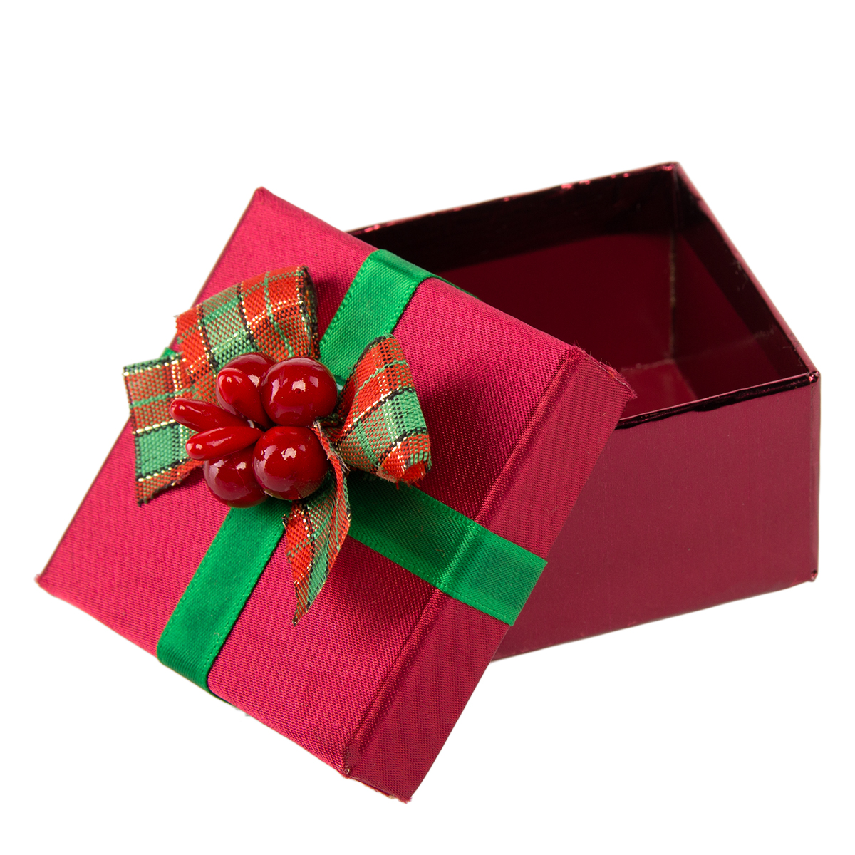 Stacked Gift Boxes Ornament Set Trim your tree, mantle, or ... |Tiny Christmas Boxes