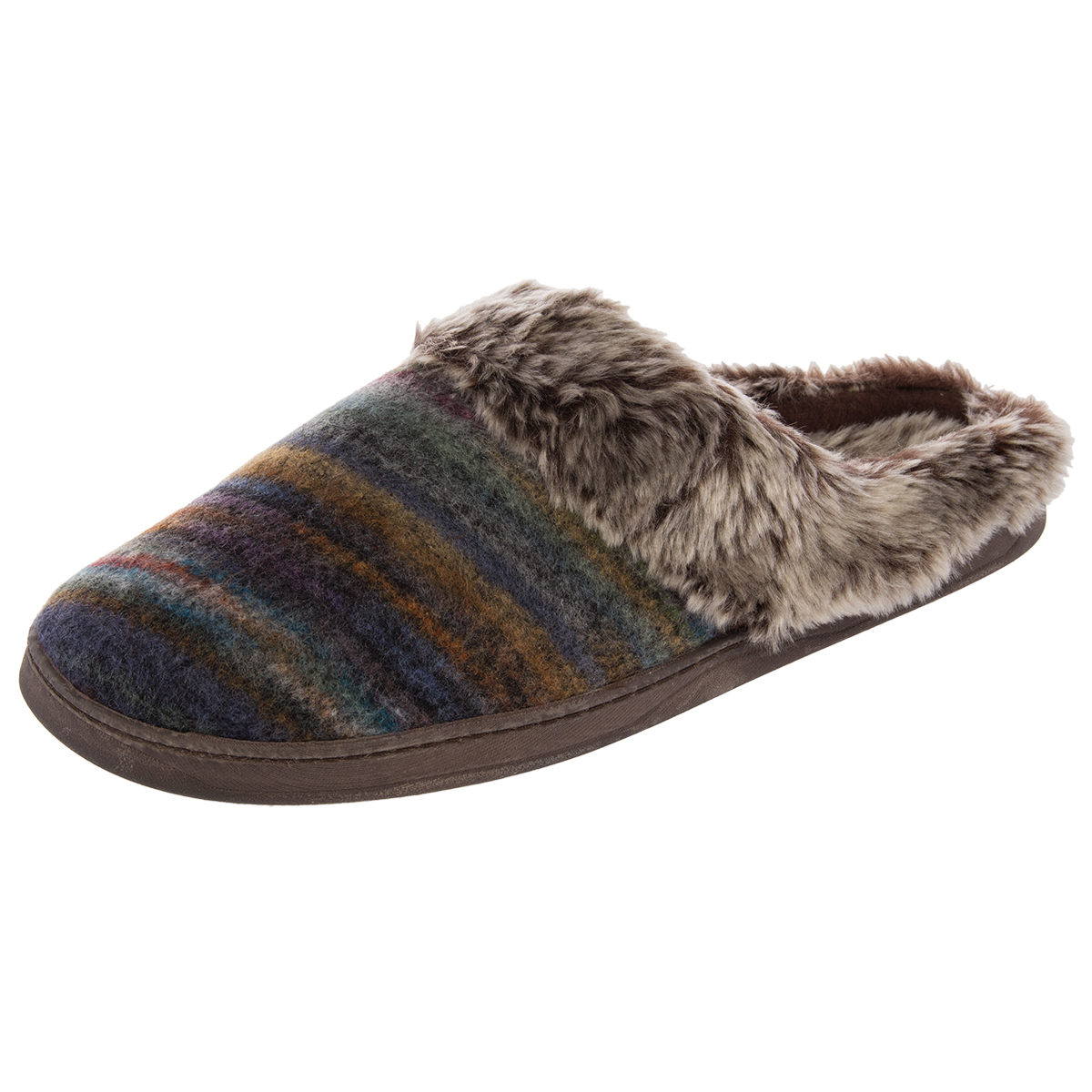 Aerosoles-Women-s-Cushioned-House-Slippers-Wool-Mule-Clogs-Indoor-Outdoor-Shoes thumbnail 8