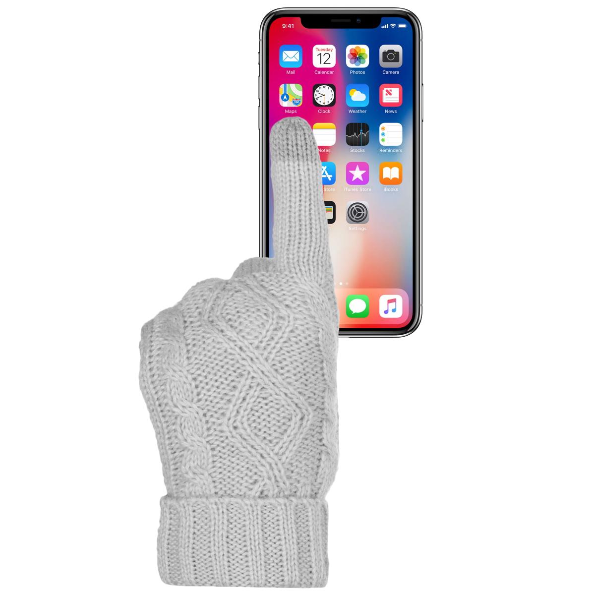 Warm-Cute-Texting-Gloves-Touch-Screen-Gloves-Knit-Gloves-Winter-Gloves-For-Women Indexbild 15