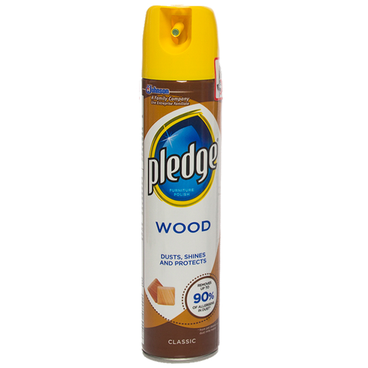 6-Pledge-8-5oz-Furniture-Polish-Dusting-Spray-Can-Household-Cleaner-Dust-Remover thumbnail 7