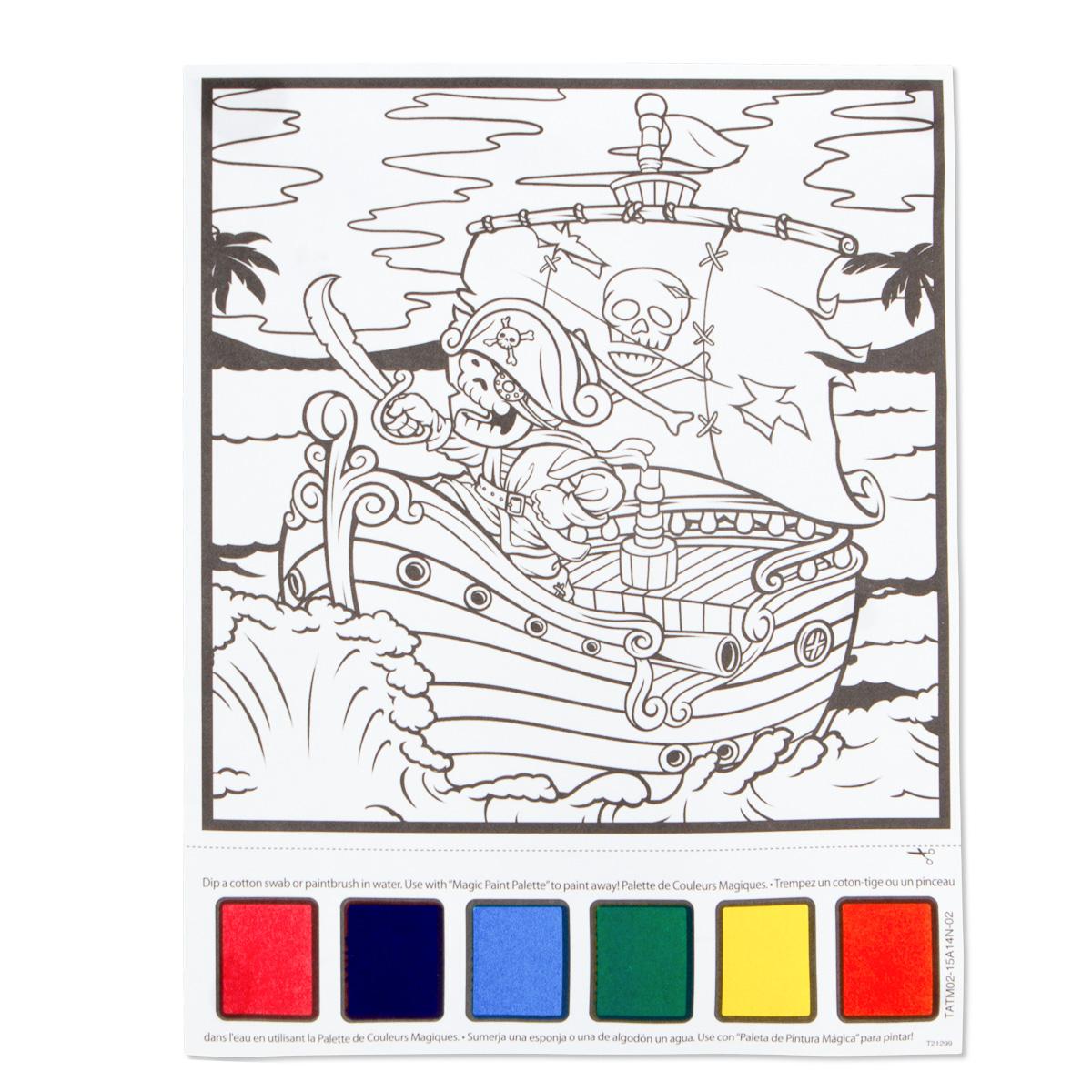 Savvi-Kids-Activity-Kit-Markers-Tattoos-Stickers-amp-More thumbnail 13