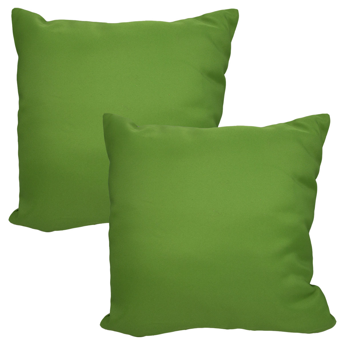 Set Of 2 Throw Pillows Indoor/Outdoor Couch Furniture