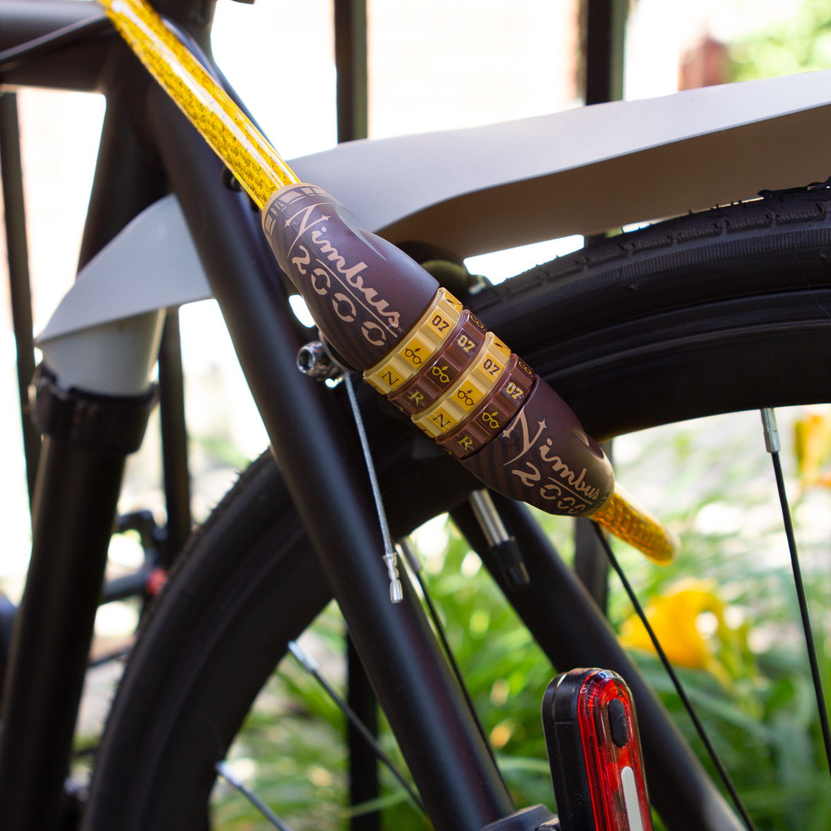 Wonder Woman or Harry Potter Kid/'s Superhero Combination Bike Lock Cable Batman