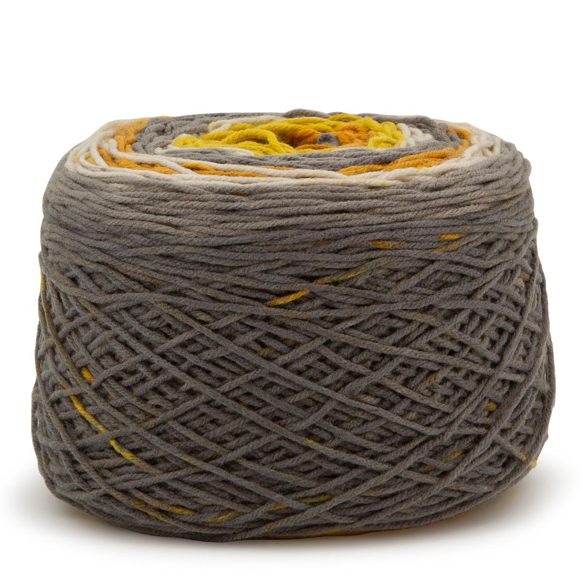 Caron-Big-Cakes-100-Acrylic-Worsted-Striping-Yarn-Medium-4-Cake-Knit-Crochet thumbnail 13