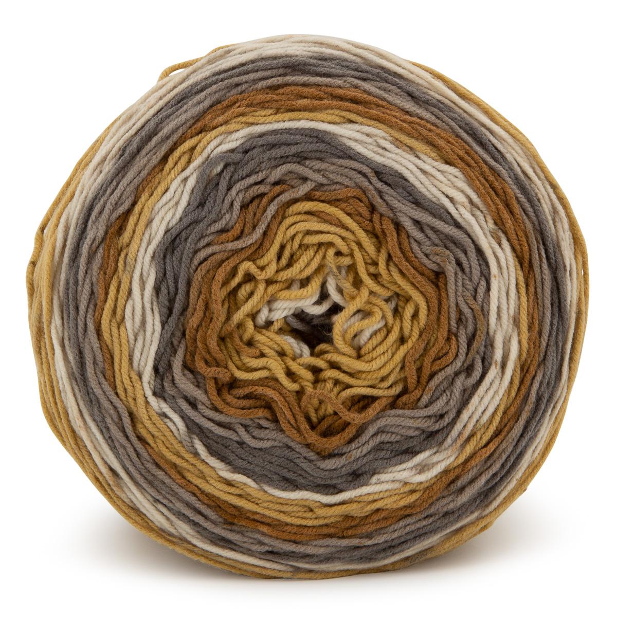 Caron-Big-Cakes-100-Acrylic-Worsted-Striping-Yarn-Medium-4-Cake-Knit-Crochet thumbnail 18