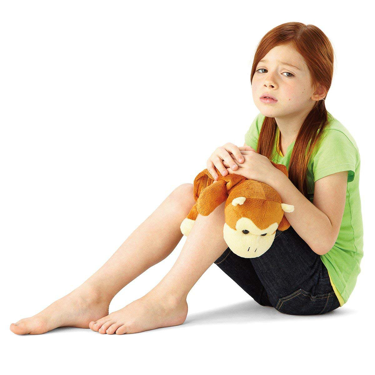 Sunbeam Stuffed Animals Kids Gel Ice Packs for Injuries Reusable Hot ... f75866251e