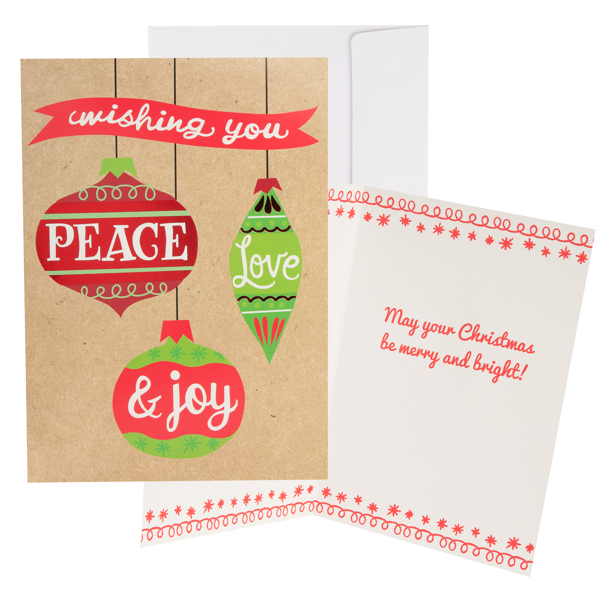 48pk-Merry-Christmas-Cards-Bulk-Assortment-Holiday-Card-Pack-with-Foil-amp-Glitter thumbnail 13