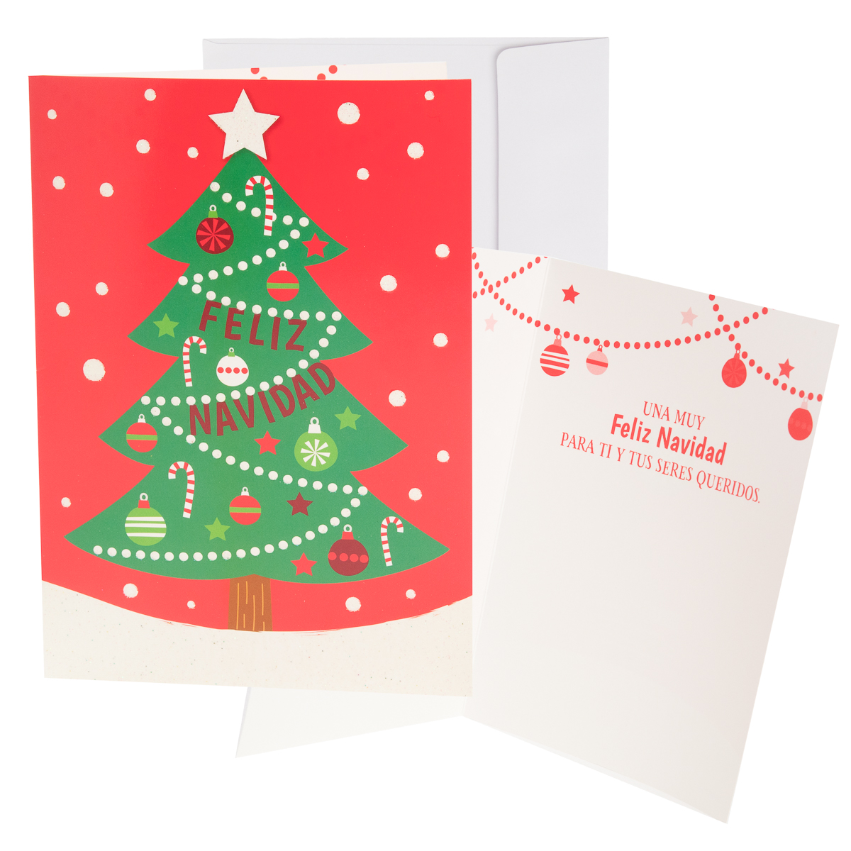 48pk-Merry-Christmas-Cards-Bulk-Assortment-Holiday-Card-Pack-with-Foil-amp-Glitter thumbnail 23