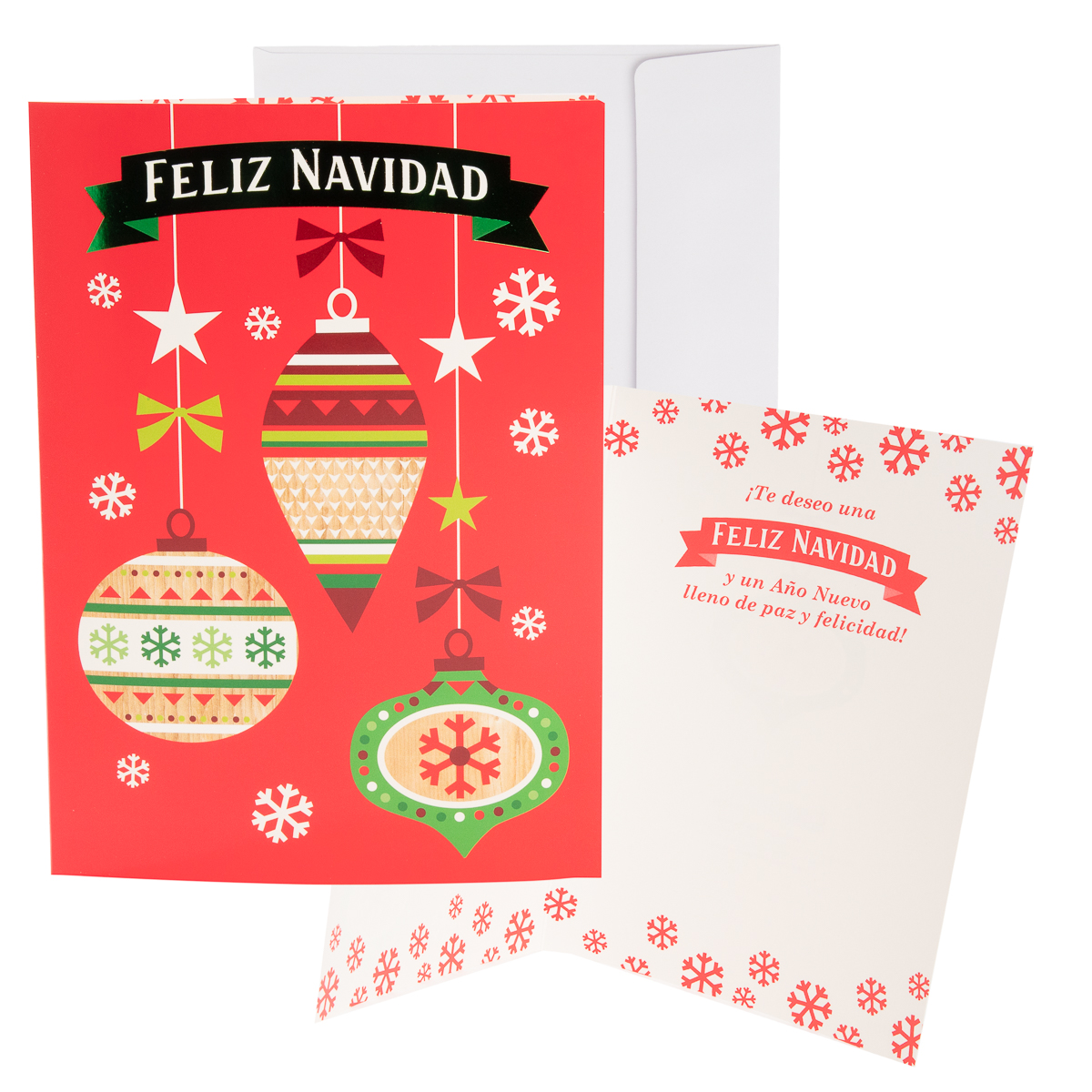 48pk-Merry-Christmas-Cards-Bulk-Assortment-Holiday-Card-Pack-with-Foil-amp-Glitter thumbnail 25