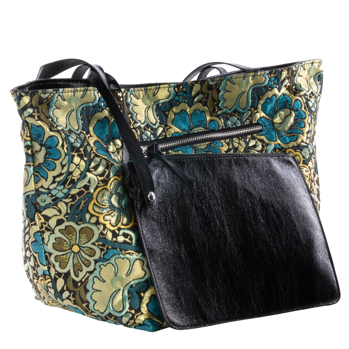 Steve-Madden-Handbags-For-Women-Tote-Bag-Reversible-with-Zip-Clutch-Purse thumbnail 10