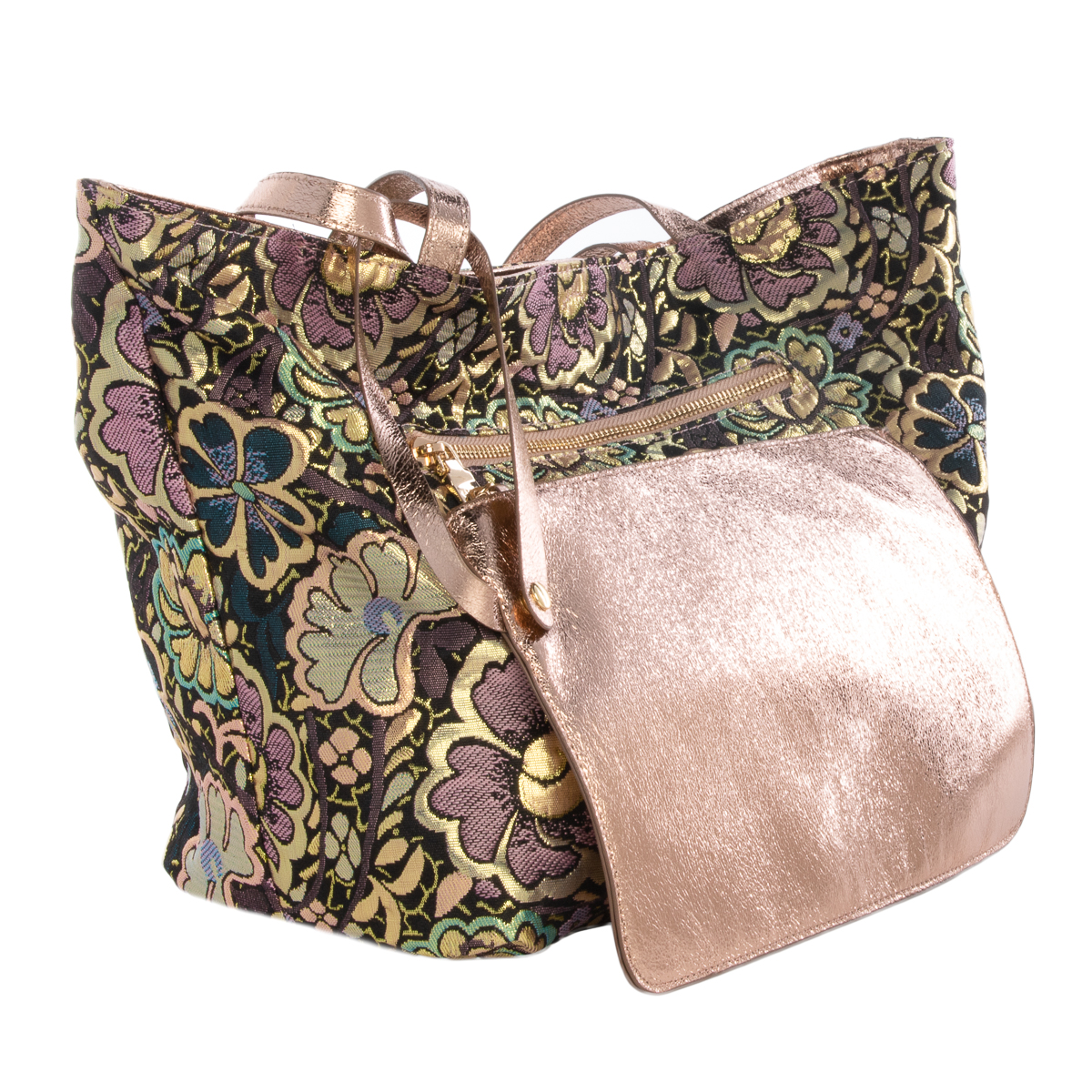 Steve-Madden-Handbags-For-Women-Tote-Bag-Reversible-with-Zip-Clutch-Purse thumbnail 21