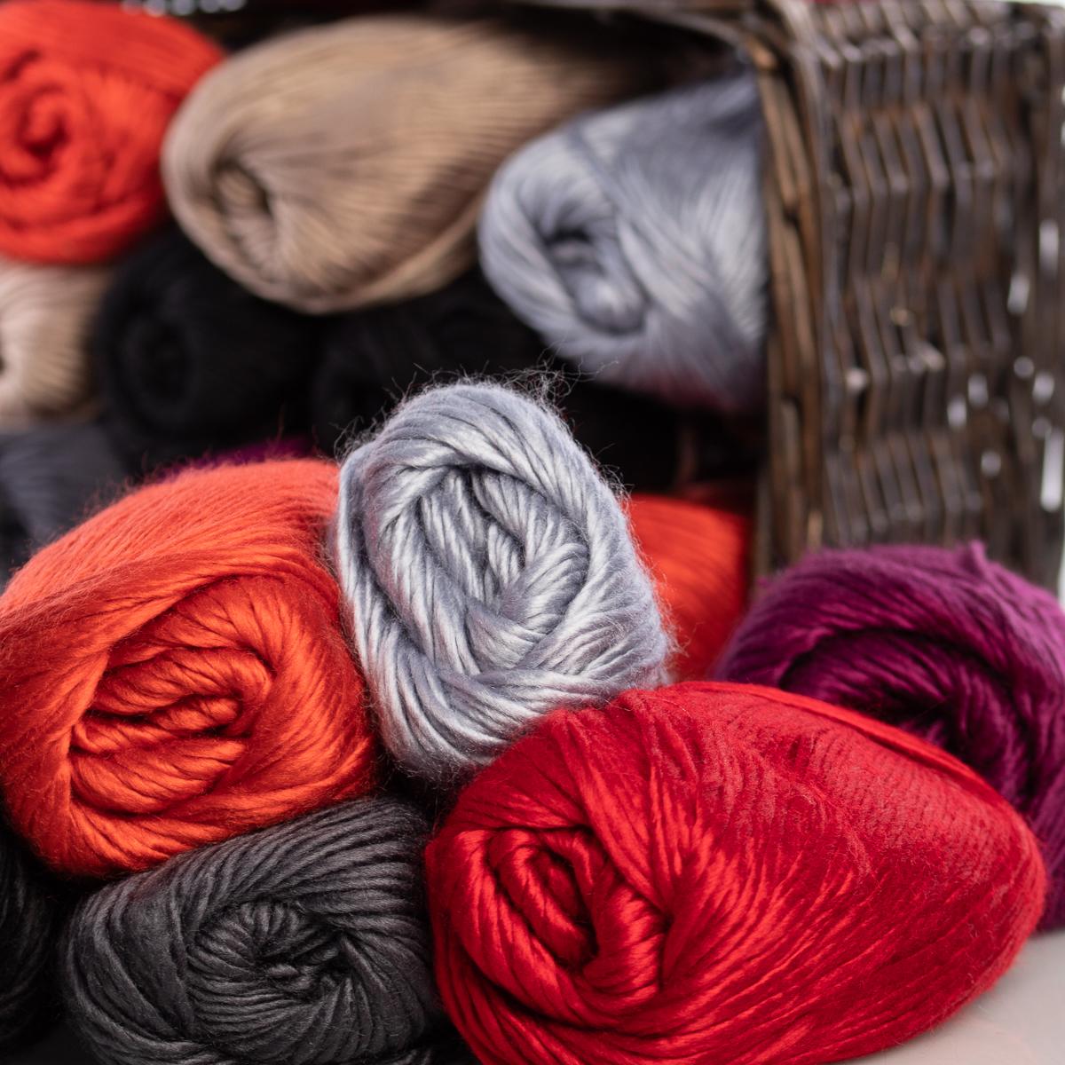 3pk-Lion-Brand-Yarn-Landscapes-Acrylic-100-Medium-4-Soft-Knitting-Crocheting thumbnail 38