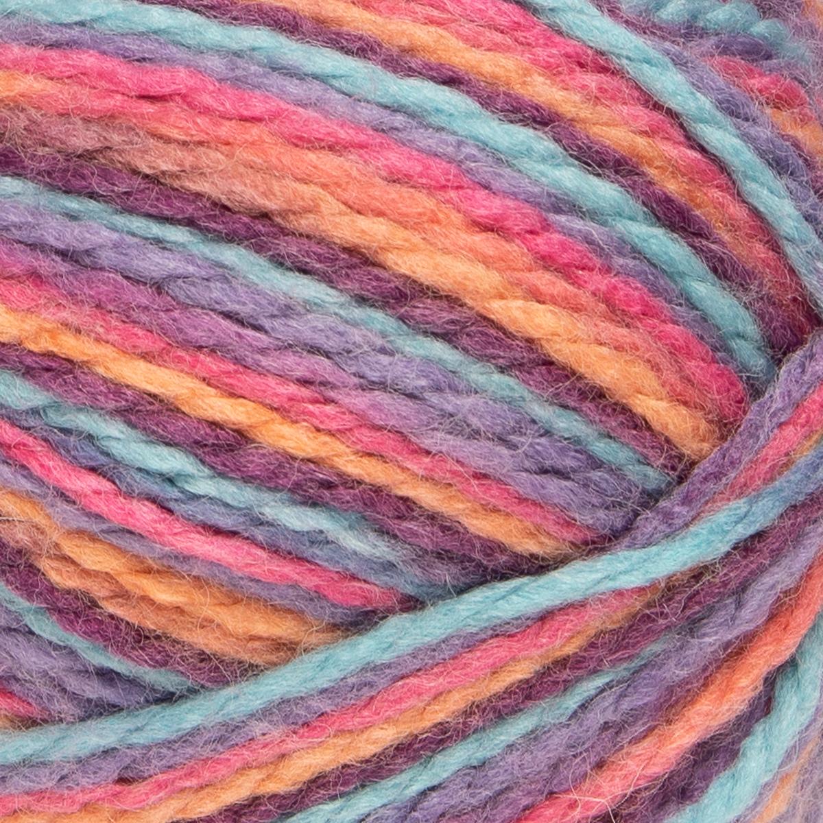3pk-Lion-Brand-Color-Waves-Acrylic-amp-Wool-Yarn-Light-3-Soft-Knitting-Crocheting thumbnail 31