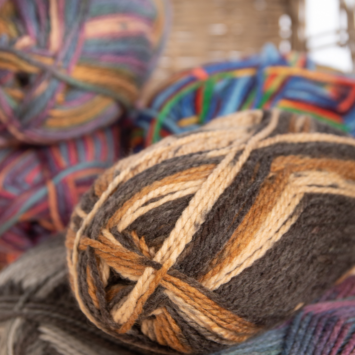 3pk-Lion-Brand-Color-Waves-Acrylic-amp-Wool-Yarn-Light-3-Soft-Knitting-Crocheting thumbnail 38