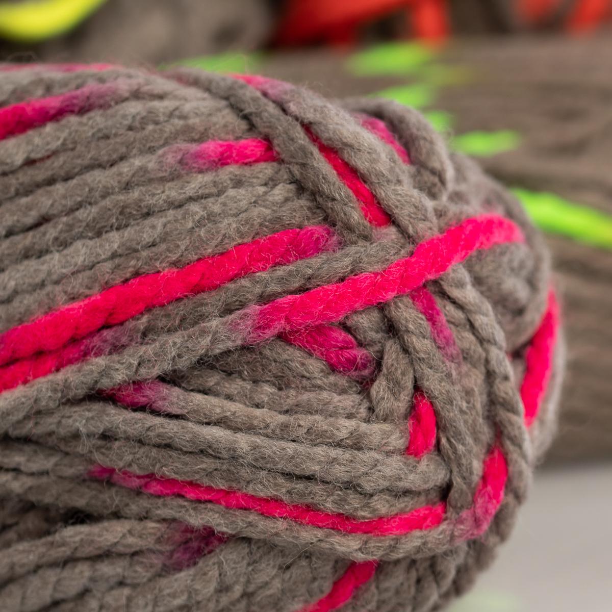 3pk-Lion-Brand-Wool-Ease-Thick-amp-Quick-Yarn-Super-Chunky-Knitting-Soft-Bulky-6 thumbnail 22