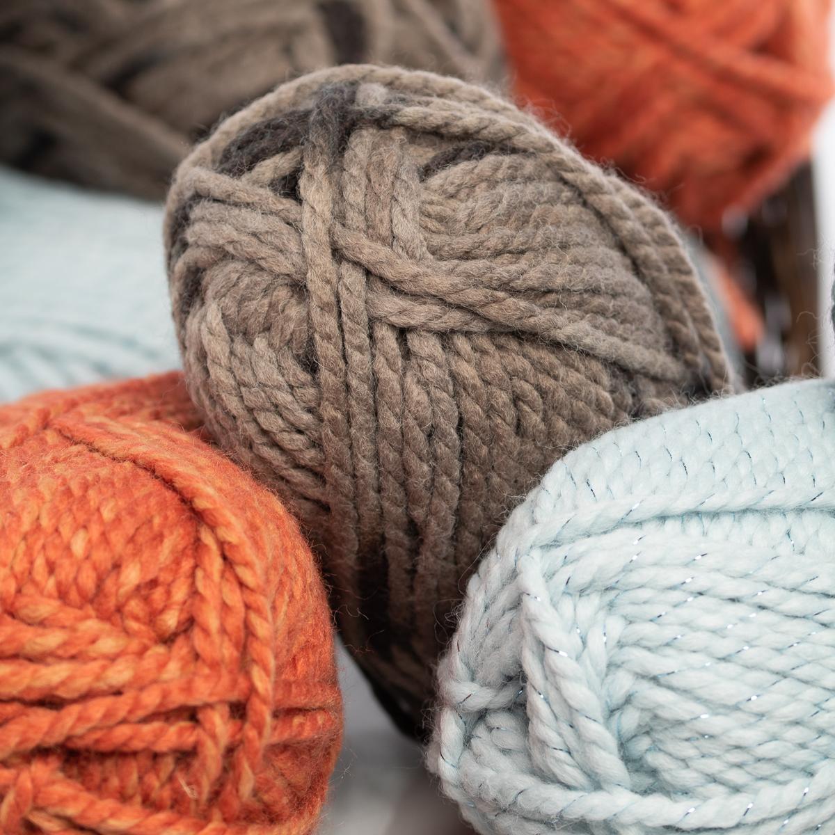 3pk-Lion-Brand-Wool-Ease-Thick-amp-Quick-Yarn-Super-Chunky-Knitting-Soft-Bulky-6 thumbnail 38
