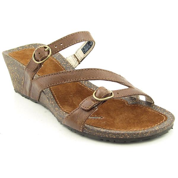 1a2374a9640234 Teva Ventura Wedge Modoc Rialto Womens Sz 10 Brown Wheat Sandals Open