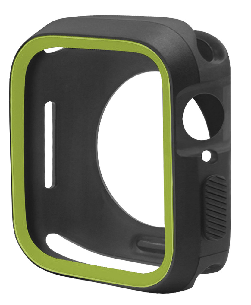 New-TPU-Case-Flexible-Rubber-Trim-Cover-for-Apple-Watch-Series-4-44mm miniatuur 19