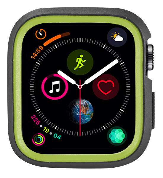 New-TPU-Case-Flexible-Rubber-Trim-Cover-for-Apple-Watch-Series-4-44mm miniatuur 18