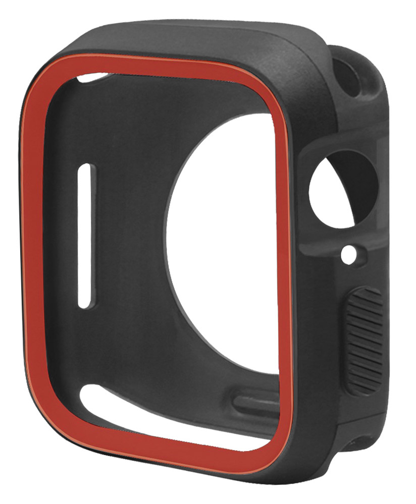 New-TPU-Case-Flexible-Rubber-Trim-Cover-for-Apple-Watch-Series-4-44mm miniatuur 5