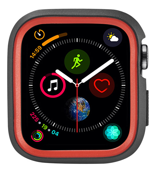 New-TPU-Case-Flexible-Rubber-Trim-Cover-for-Apple-Watch-Series-4-44mm miniatuur 4