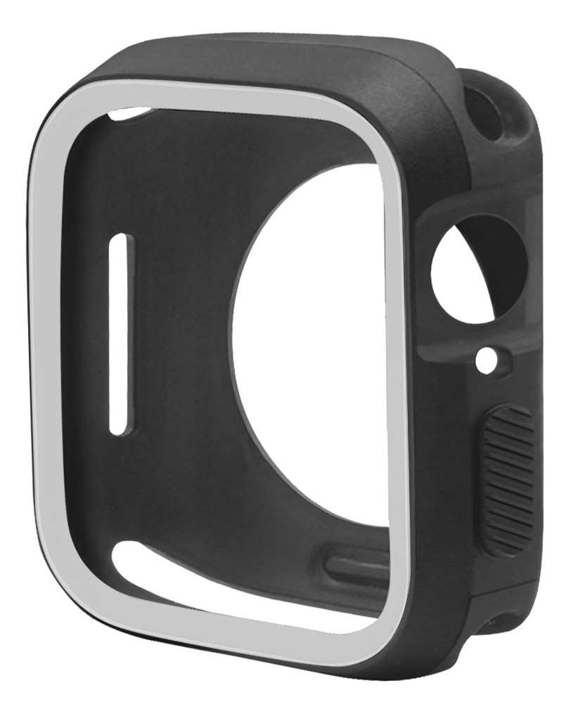 New-TPU-Case-Flexible-Rubber-Trim-Cover-for-Apple-Watch-Series-4-44mm miniatuur 12