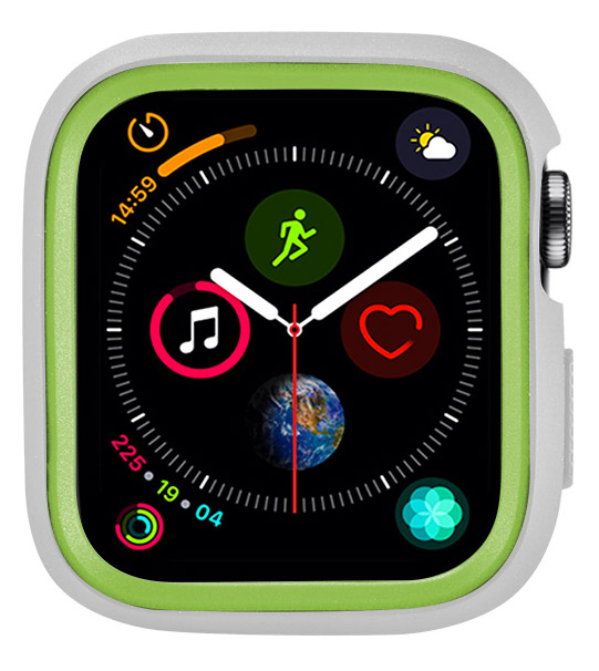 New-TPU-Case-Flexible-Rubber-Trim-Cover-for-Apple-Watch-Series-4-44mm miniatuur 32