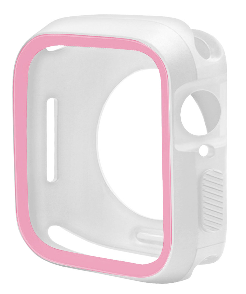 New-TPU-Case-Flexible-Rubber-Trim-Cover-for-Apple-Watch-Series-4-44mm miniatuur 26