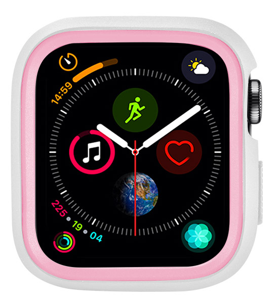 New-TPU-Case-Flexible-Rubber-Trim-Cover-for-Apple-Watch-Series-4-44mm miniatuur 25