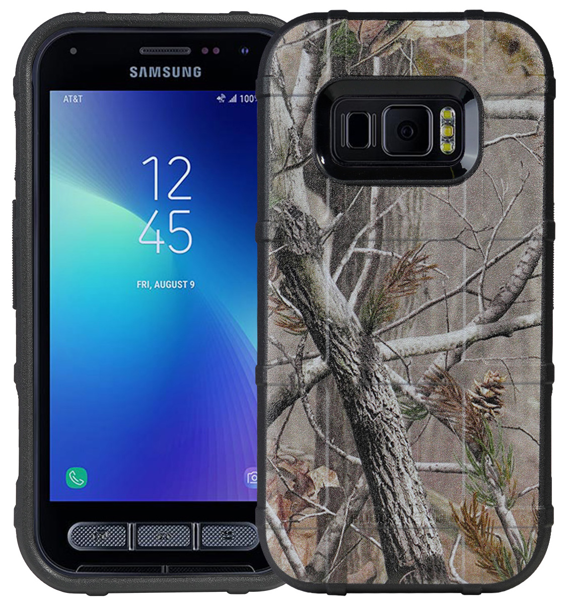 Special Ops Tactical Matte Rugged Shield Case for Samsung Galaxy ...