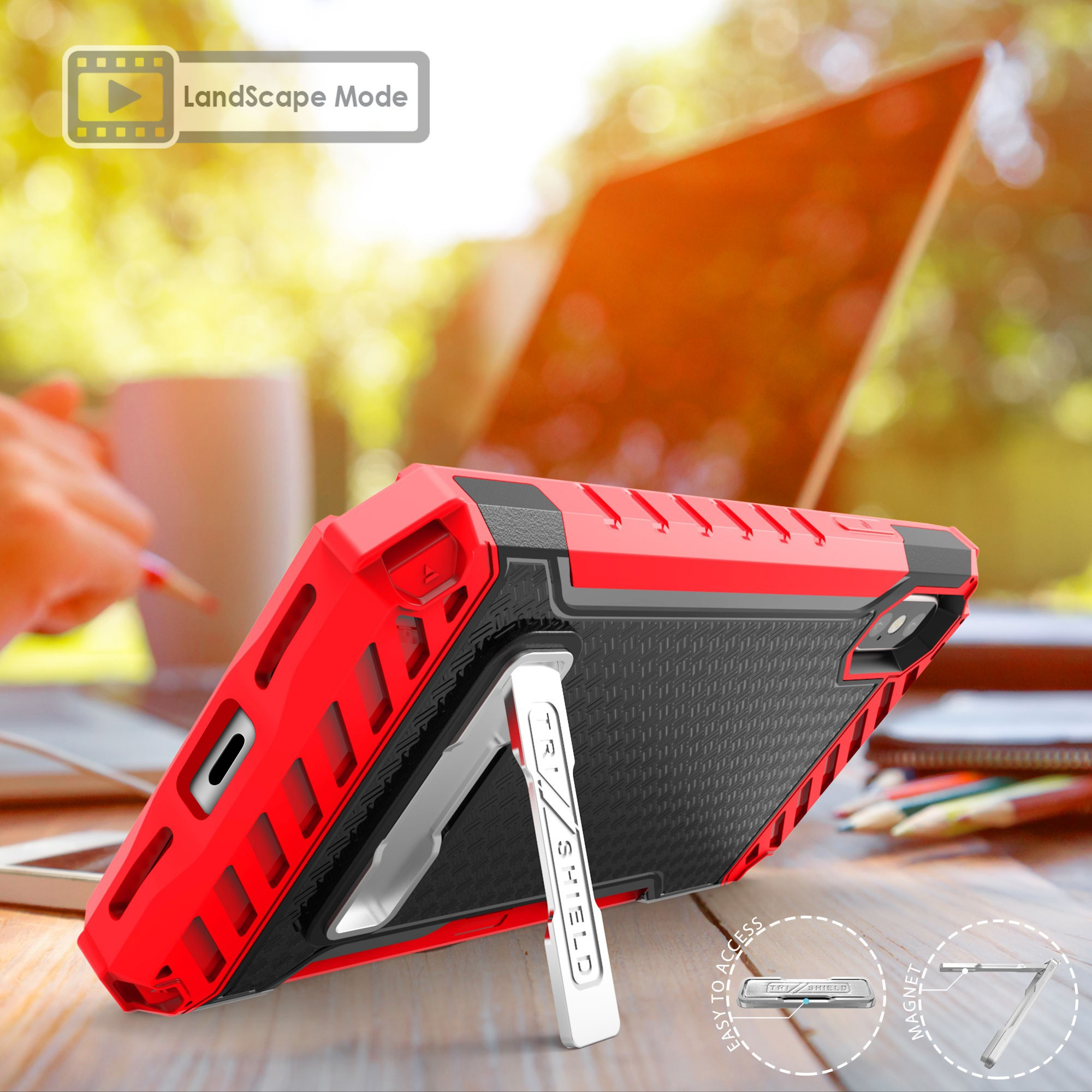 thumbnail 15 - TRI-SHIELD RUGGED CASE STAND CARD SLOT + BELT CLIP HOLSTER FOR APPLE iPHONE X 10