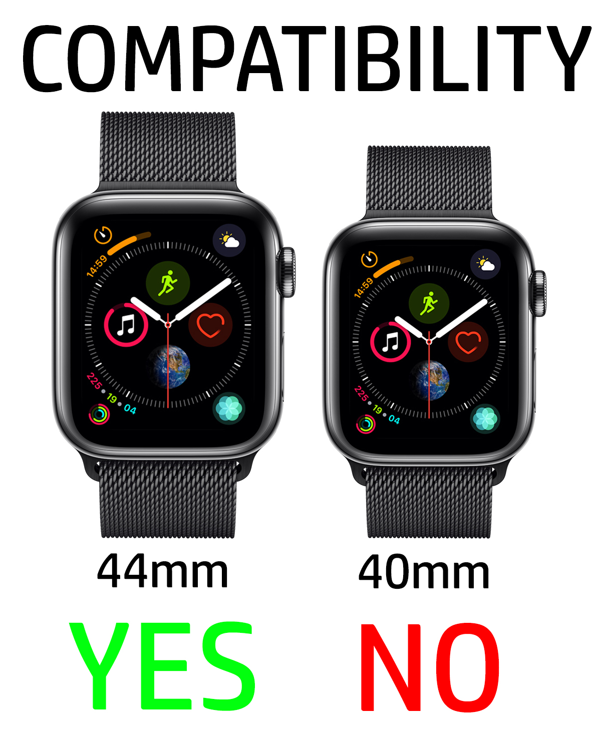 New-TPU-Case-Flexible-Rubber-Trim-Cover-for-Apple-Watch-Series-4-44mm miniatuur 9