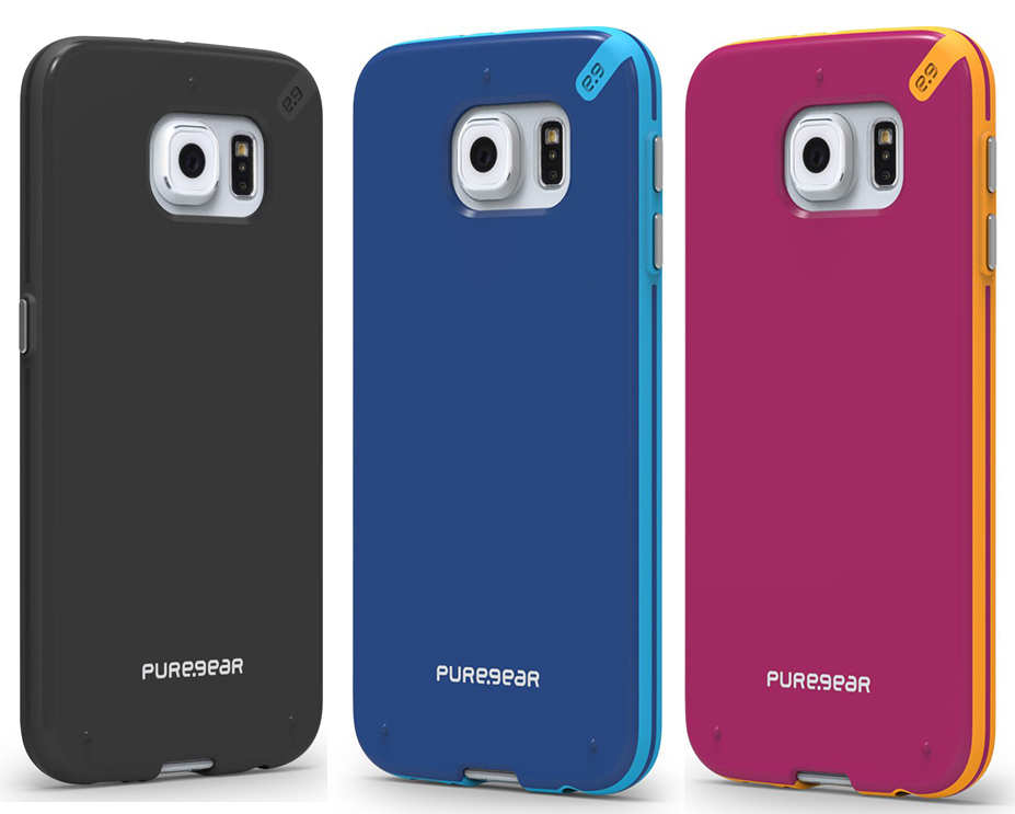 PUREGEAR-SLIM-SHELL-CASE-COVER-FOR-SAMSUNG-GALAXY-S6 thumbnail 6