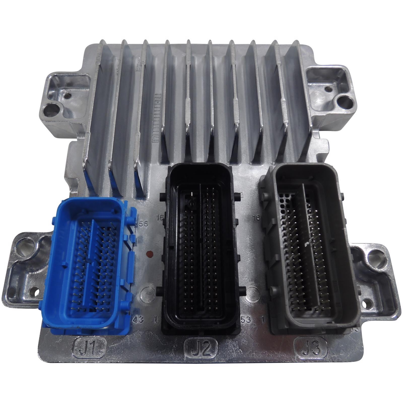 12668986 engine control module e78 ecm 2017 silverado sierra 2500
